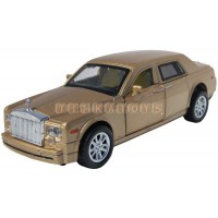 Модель автомобиля ROLLS-ROYCE PHANTOM со звуком и светом 1:32