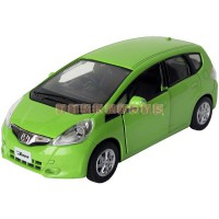 Модель автомобиля HONDA FIT/JAZZ со звуком и светом 1:32