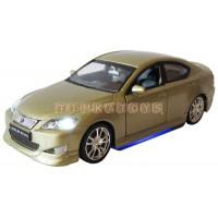 Модель автомобиля LEXUS IS 350 со звуком и светом 1:32